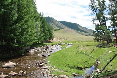 mongolia riverview khorgo arkhangaiaimag