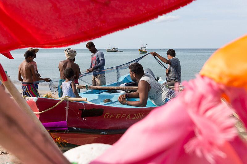 Fishermen, Trinco