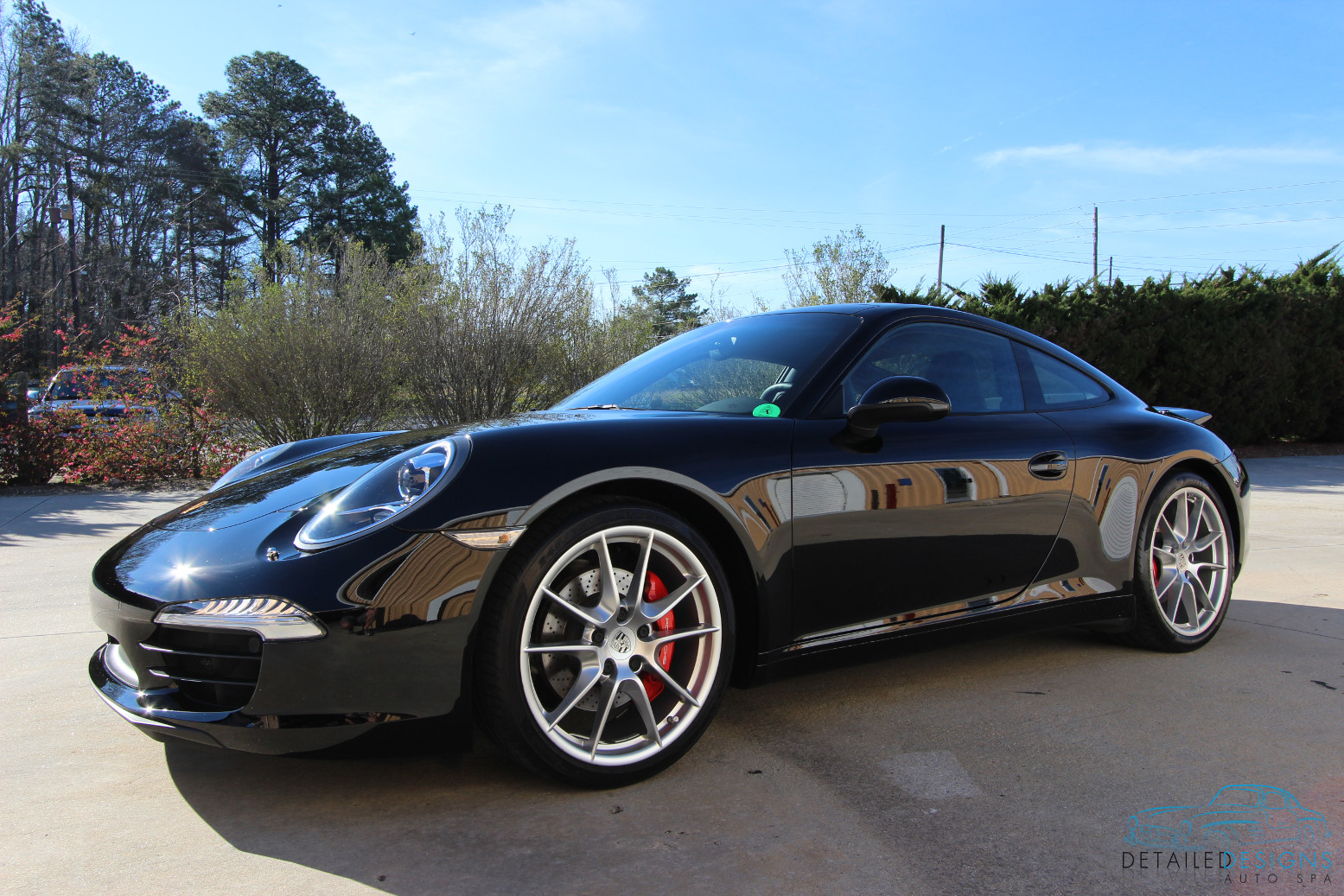 porsche detailing atlanta archives detailed designs auto spa. Black Bedroom Furniture Sets. Home Design Ideas