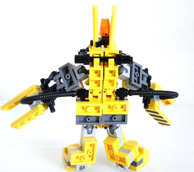 Ripley power loader back