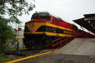 Ferrovia do Panamá