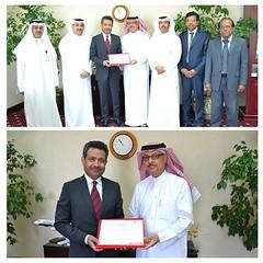 Bahrain Airport Company Obtains Aerodrome Certification for Bahrain International Airport شركة مطار البحرين تحصل على شهادة ترخيص مطار البحرين الدولي