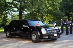 automobile(1.0), cadillac(1.0), vehicle(1.0), sedan(1.0), land vehicle(1.0), luxury vehicle(1.0), limousine(1.0), motor vehicle(1.0),