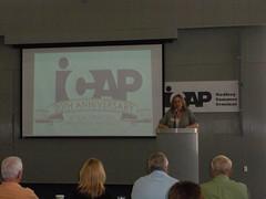 Tamara Bellisario, IFA speaks about ICAP