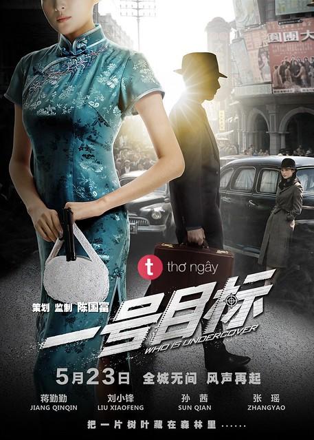 Phim Truy Tìm Nội Gián - Who Is Undercover