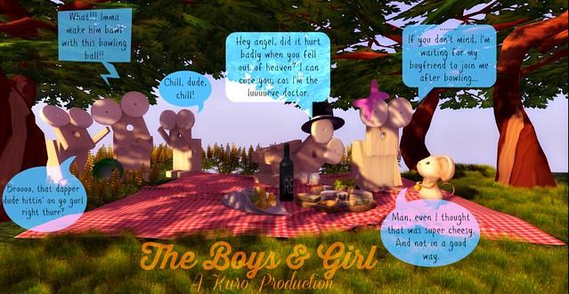 The Boys & Girl