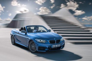 BMW 2014 Convertible M235i 07