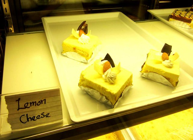 CAC Lemon cheese