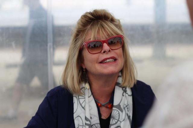 Katherine Pancol - Livre sur la Place 2014