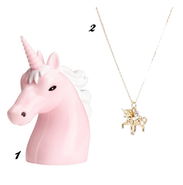 Unicorn accessories
