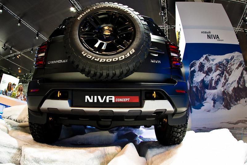 Шевроле Нива развенчивает мифы! Chevrolet-8
