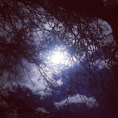 El sol sanjuanino que juega a las escondidas
