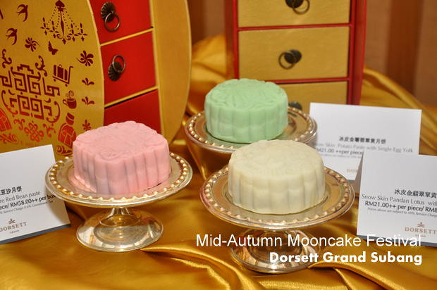 Dorsett Grand Subang Mooncakes 7
