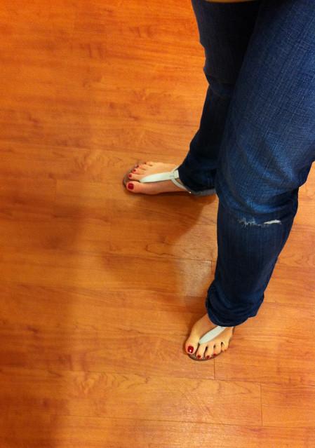Black Milf Feet Pics