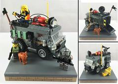 Zombie Extermination Squad 23. Blaze Squad