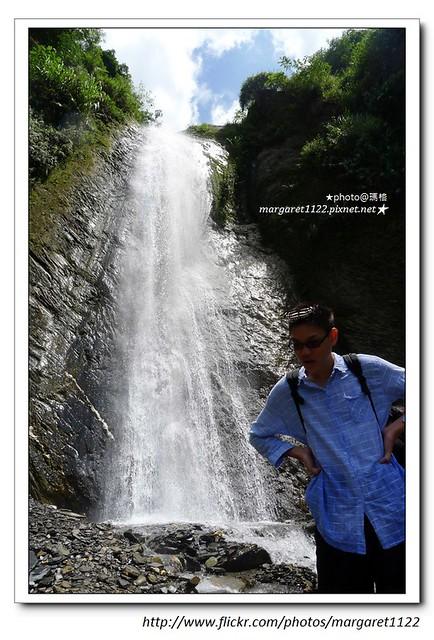 【南投】巴庫拉斯。溯溪初體驗