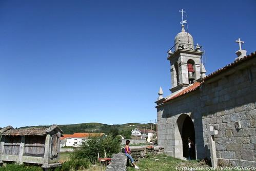 Igreja Matriz de Viade de Baixo - Portugal