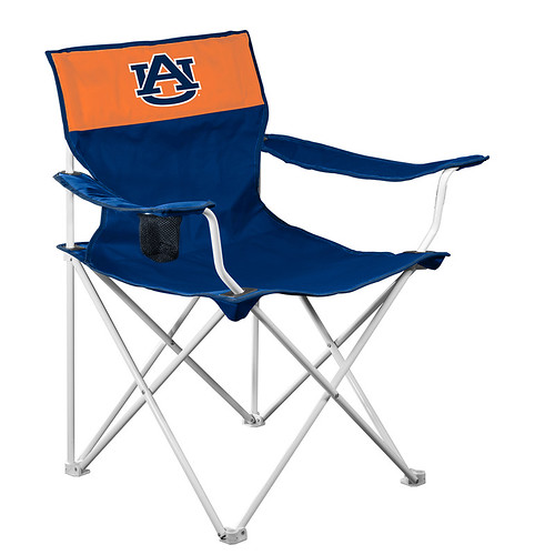 Auburn University Tigers Canvas TailGate/Camping Chair