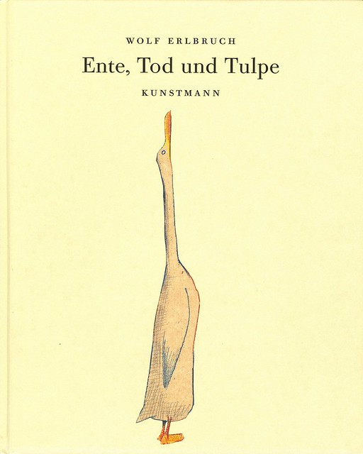 Death, Duck, and the Tulip, cover