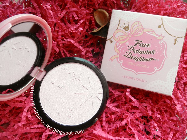 Etude House Face Brightening Designer Highlighter Dollyface