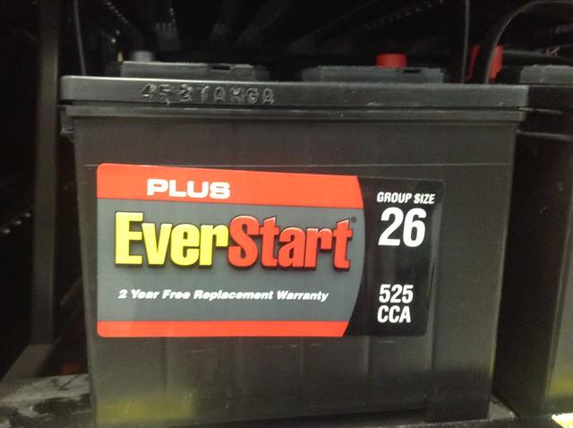 Walmarat Car Batteries Everstart H