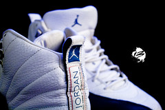 "Air Jordan Retro 12 ""French Blue"" '03 Release"
