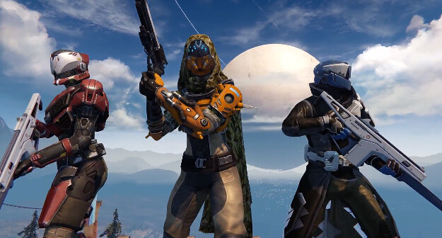 Destiny: Exodus Blue and Dust Palace Videos from Flickr via Wylio