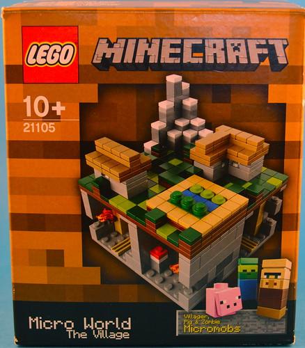 Minecraft village review