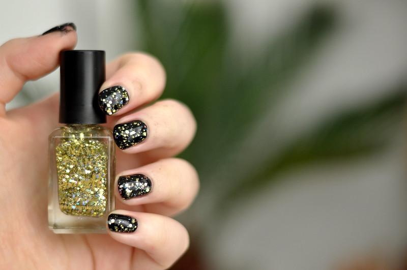 notd barry m yellow topaz nail polish rottenotter rotten otter blog