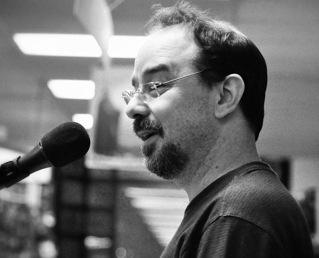 John Scalzi, Live @ Prairie Lights