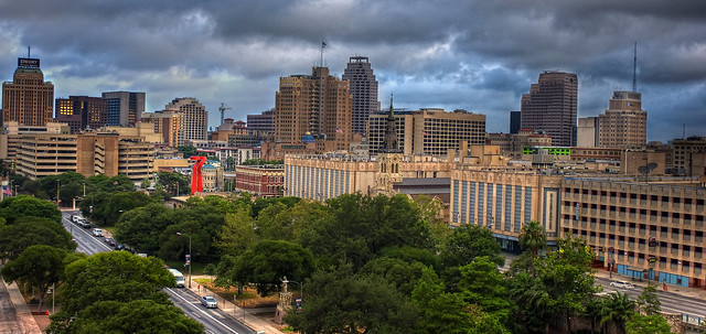 San Antonio (by: Brandon Watts, creative commons)