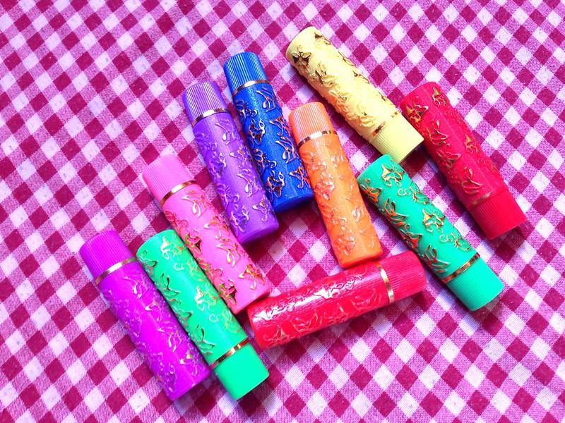 pintalabios mágico marroquí