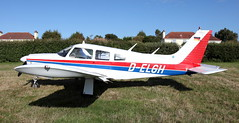 D-ELGH Piper PA28R-200 Cherokee Arrow on 2 September 2014
