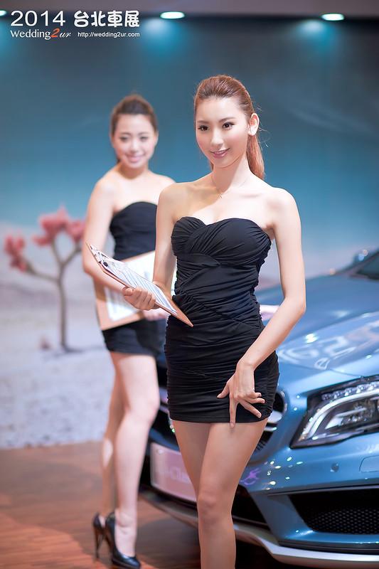 2014台北車展 show girl,42