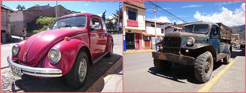 Streets of Huaraz