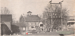 Mill site ca 1947