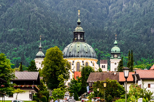 Ettal Monastery, Germany
