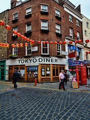 Chinatown, London, United Kingdom - 2014.