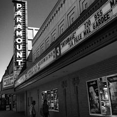 The Paramount #theparamount #downtownkelowna #moviethreatre #oldschool #oldschoolmovietheater #bernardstreet #kelowna #explorekelowna #life #love