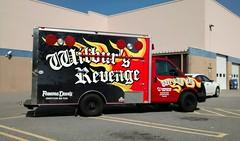 Famous Dave's Wilbur's Revenge Truck.