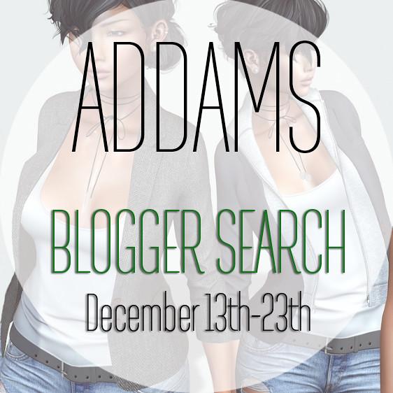 Addams Blogger Group - SecondLifeHub.com
