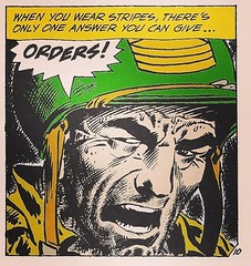 Sgt. Rock by Joe Kubert. #veteransday