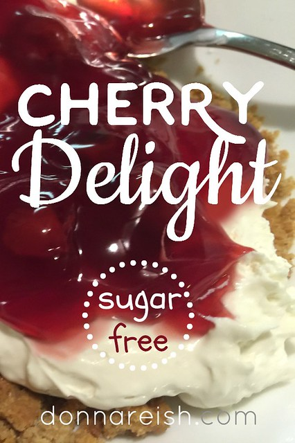 Sugar Free Cherry Delight