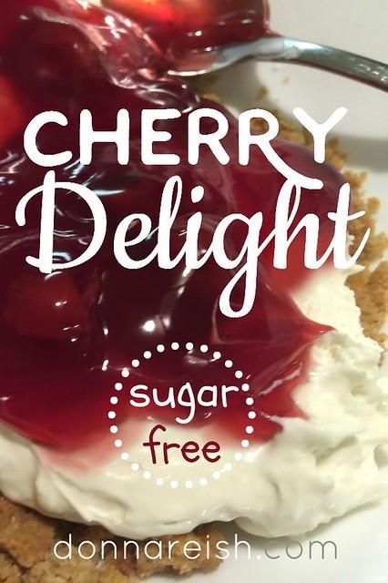Sugar Free Cherry Delight