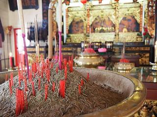 Georgetown - Yap Kongsi temple