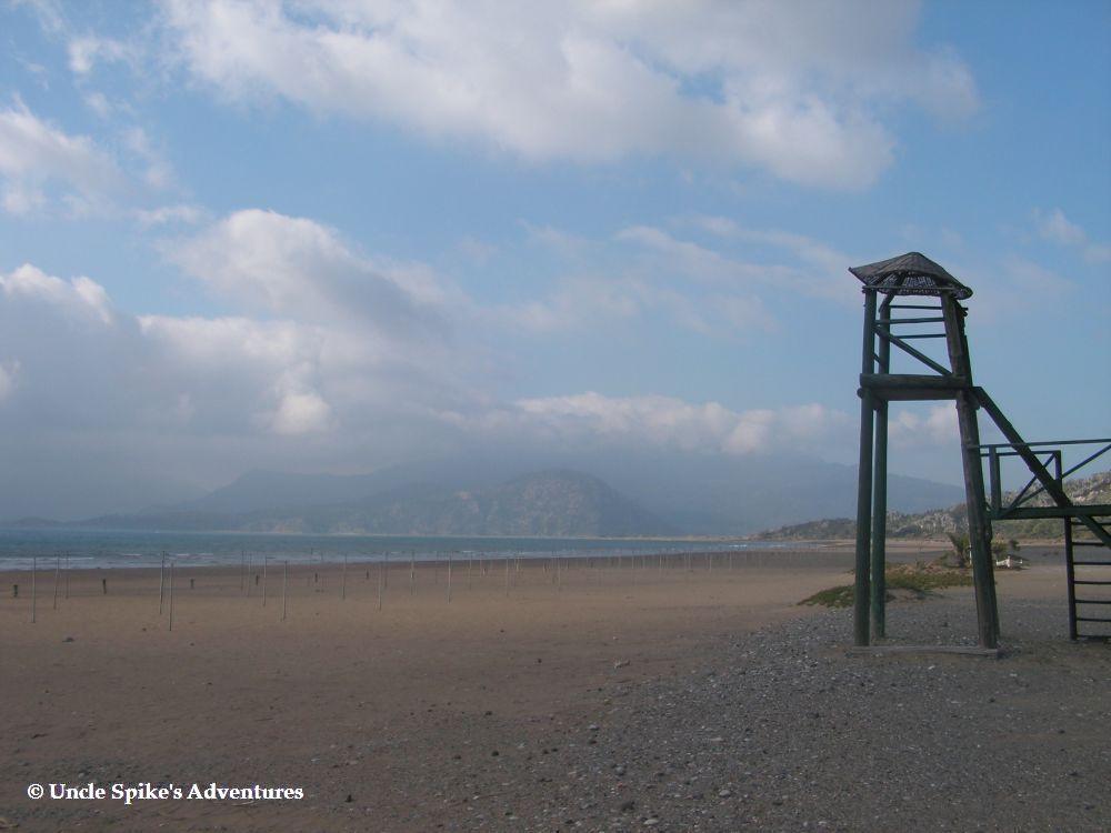 Iztuzu or Turtle Beach, Dalyan, Mugla