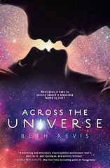 Across the Universe by Beth Revis book cover.