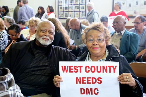 DMC town hall