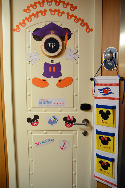 Disney Cruise Line Door Magnets