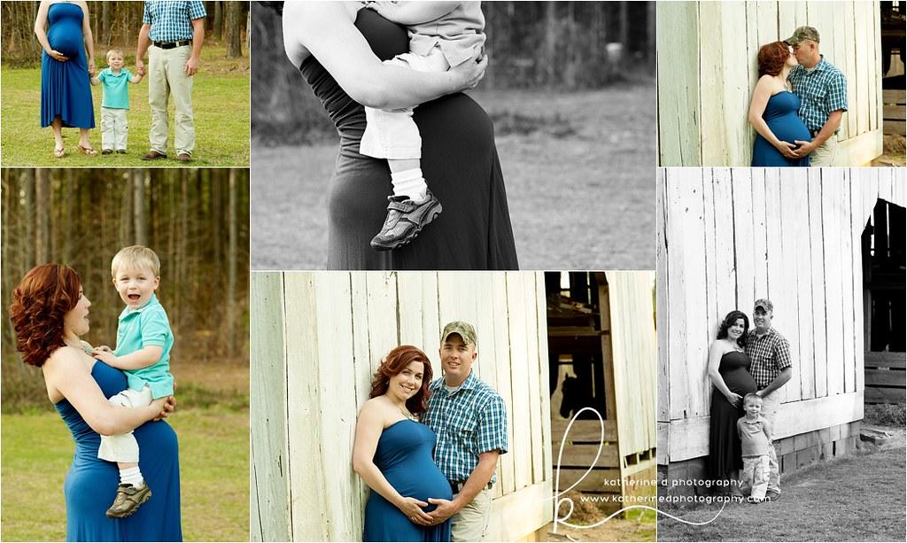 Fayetteville NC Maternity Photographer